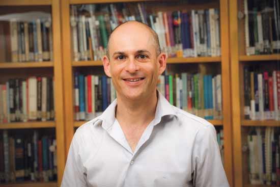 גלעד מלאך  / צילום: המכון הישראלי לדמוקרטיה