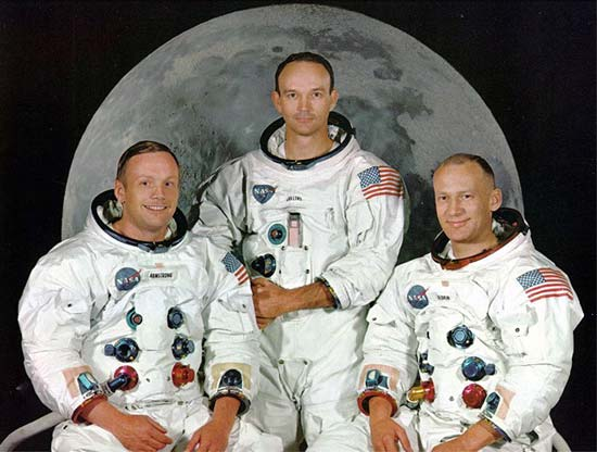אפולו 11/  צילום: רויטרס