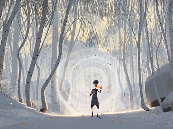 סדרות אנימציה של נטפליקס/ צילומי מסך מתוך נטפליקס