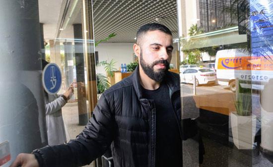 פשיטת המשטרה על לשכת עורכי הדין אתמול / צילום: שלומי יוסף