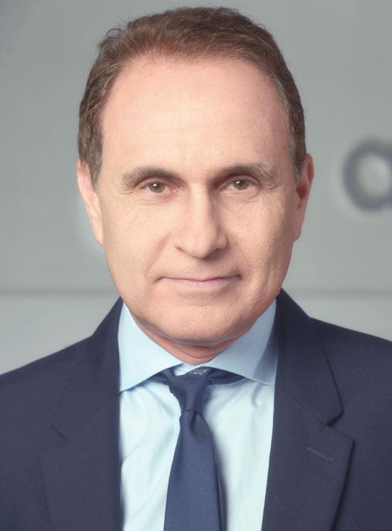 """שוקי שפר, המנכ""""ל החדש / צילום: יח""""צ"""