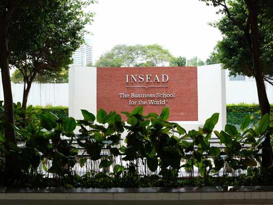 INSEAD בית ספר למינהל עסקים בצרפת/צילום: Shutterstock | א.ס.א.פ קריאייטיב