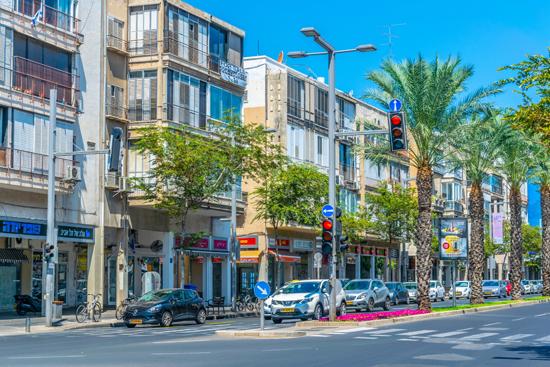 רחוב אבן גבירול בתל אביב?/ צילום: Shutterstock א.ס.א.פ קריאייטיב