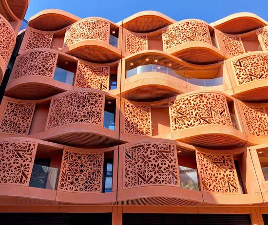 מסדר סיטי באבו דאבי/ צילום: Shutterstock | א.ס.א.פ קריאייטיב