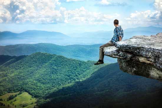 אחת הפסגות בנתיב האפלאצ'ים/ צילום: Shutterstock | א.ס.א.פ קריאייטיב