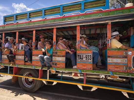 הצ'יבא, אוטובוס השמחה./ צילום:  Shutterstock | א.ס.א.פ קריאייטיב