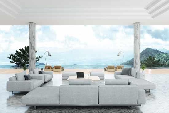 הרבה משוכרי דירות היוקרה הם קבוצות חברים ולכן חשוב שיהיה בדירה מקום למספר רב של אנשים/ צילום: Shutterstock ס.א.פ קריאייטיב