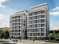 """פרויקט """"ערך עיר"""" בת""""א. 10 בניינים שונים באזורי ביקוש  בעיר/הדמיה: View Point"""