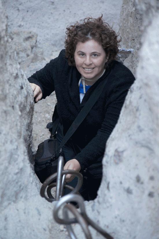 יעל אורגד / צילום: טלילה גולן