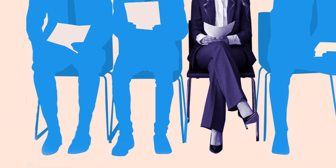 ראיונות עבודה בהייטק לא מותאמים לנשים / הדמיה: אפרת לוי, גלובס