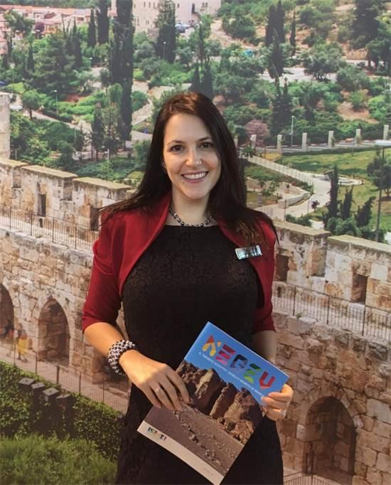 אביטל קוצר-אדרי. ישראל עבור האיטלקים היא לא רק יעד דתי / צילום: אלבום פרטי