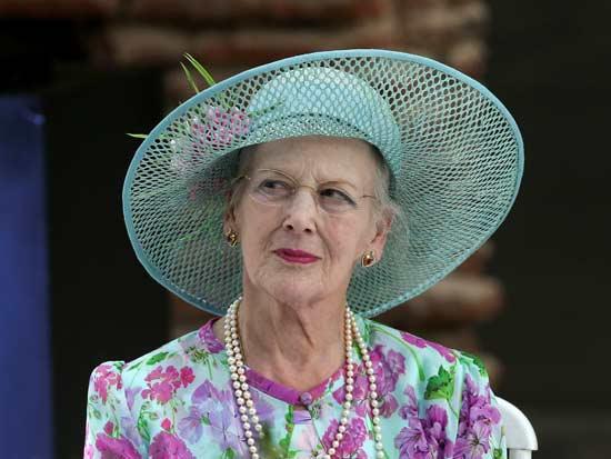 המלכה מרגרטה השניה/  צילום: רויטרס