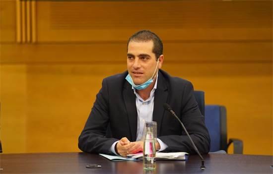 """ח""""כ אופיר כץ בדיון היום / צילום: שמוליק גרוסמן, דוברות הכנסת"""
