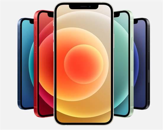 אייפון 12 / צילום: הערוץ הרשמי של אפל