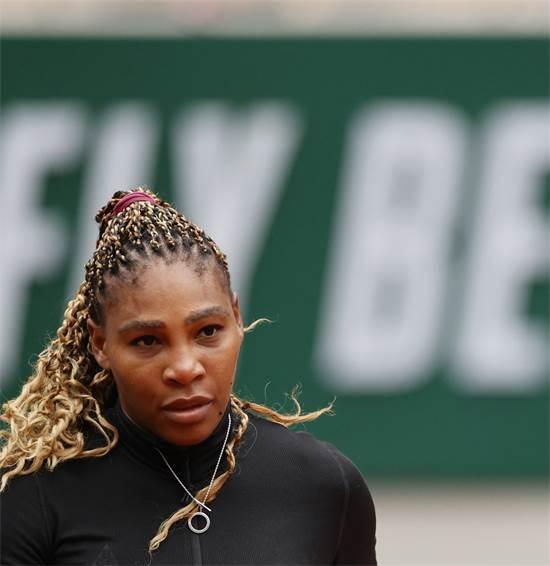סרינה וויליאמס (39). שלטה עד לאחרונה בענף הטניס  צילום: רויטרס CHRISTIAN HARTMANN