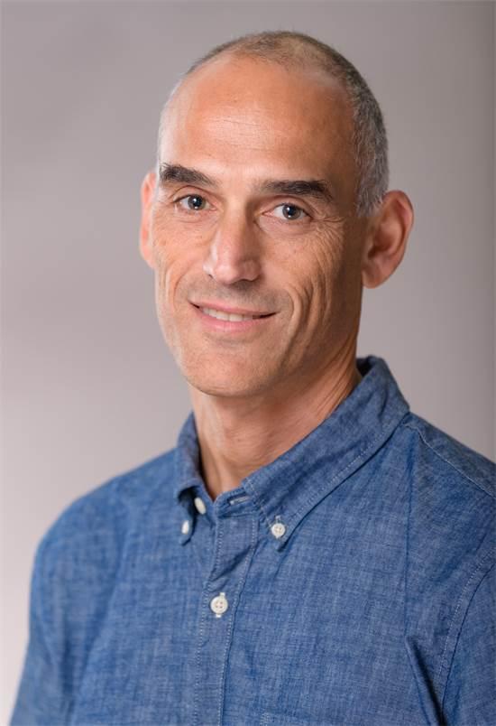"""ד""""ר קובי מורבינסקי: צילום: דני מכליס, אוניברסיטת בן-גוריון"""