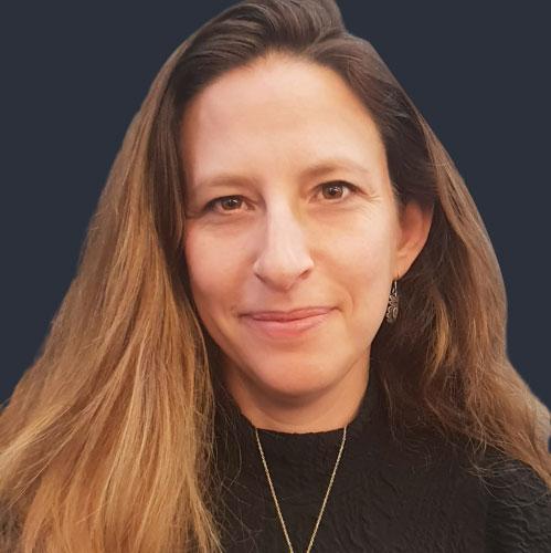 """יעל סלומון, מנהלת אגף המטרו במינהל התכנון / צילום: יח""""צ"""