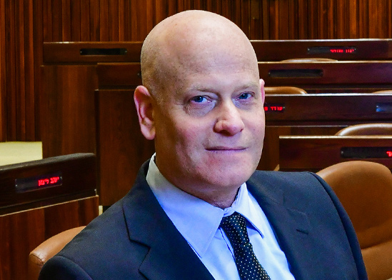 """עו""""ד איל ינון, היועץ המשפטי של הכנסת / צילום: שלומי יוסף"""