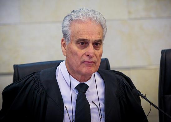 השופט פליטמן / צילום: שלומי יוסף