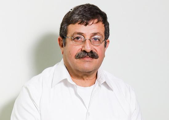 """פרי אטיאס, מנכ""""ל משותף בנצבא / צילום: שלומי יוסף"""