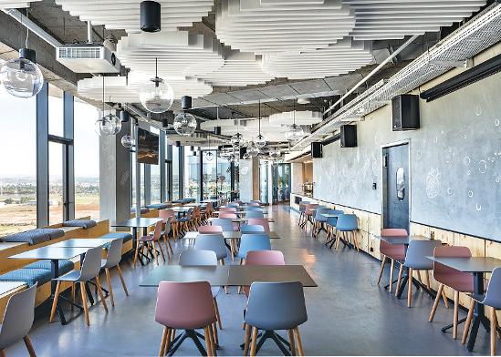 משרדי סודה סטרים / צילום: עוזי פורת