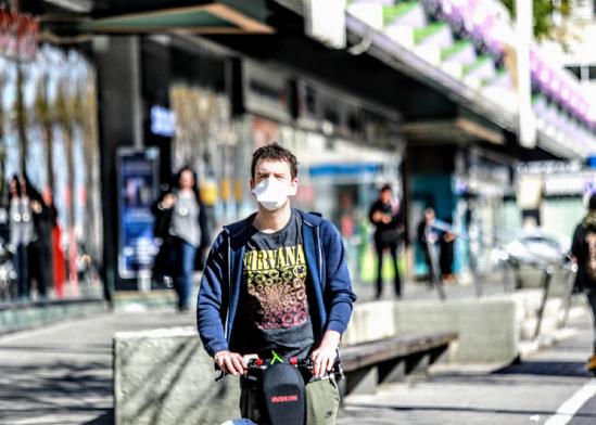 רחוב בתל אביב תחת הקורונה / צילום: שלומי יוסף, גלובס