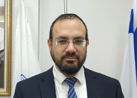 ראש עיריית קריית יערים יצחק רביץ / צילום: דודי אביטן