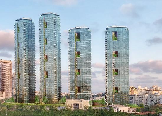 פרויקט חג'ג' בבבלי / צילום: גל נאור אדריכלים