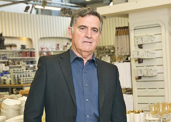 """רביב ברוקמאייר, מנכ""""ל קבוצת גולף  / צילום: ענבל מרמרי, גלובס"""
