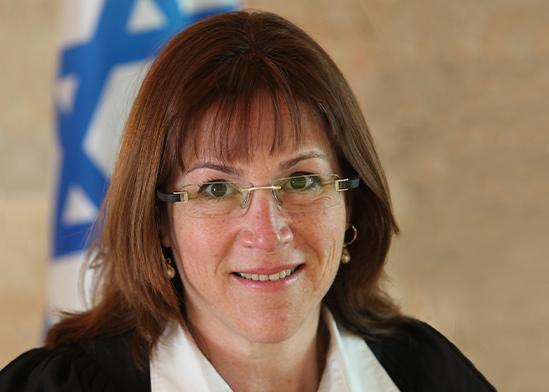 השופטת שרון לארי בבלי / צילום: דוברות בתי המשפט