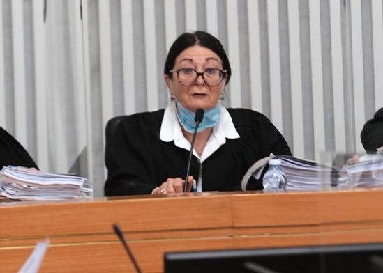 """השופטת אסתר חיות בדיון בג""""ץ בעתירות נגד נתניהו / צילום: יוסי זמיר, גלובס"""