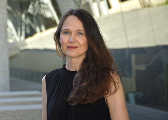 פרופ' שרה פינק, אנתרופולוגית של העיצוב / צילום: תמונה פרטית