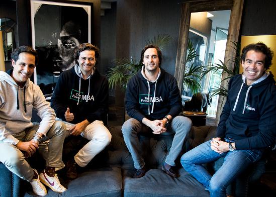 המייסדים של TPMBA  / צילום: Javier Guridi & Carlos Frutos