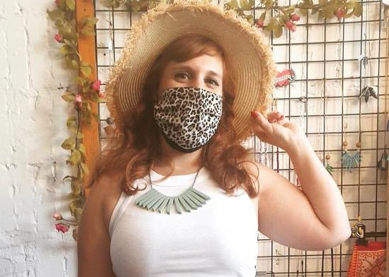 """רותם כנען, בעלת בוטיק """"מאמושקה"""" לבגדי אימהות / צילום: תמונה פרטית"""