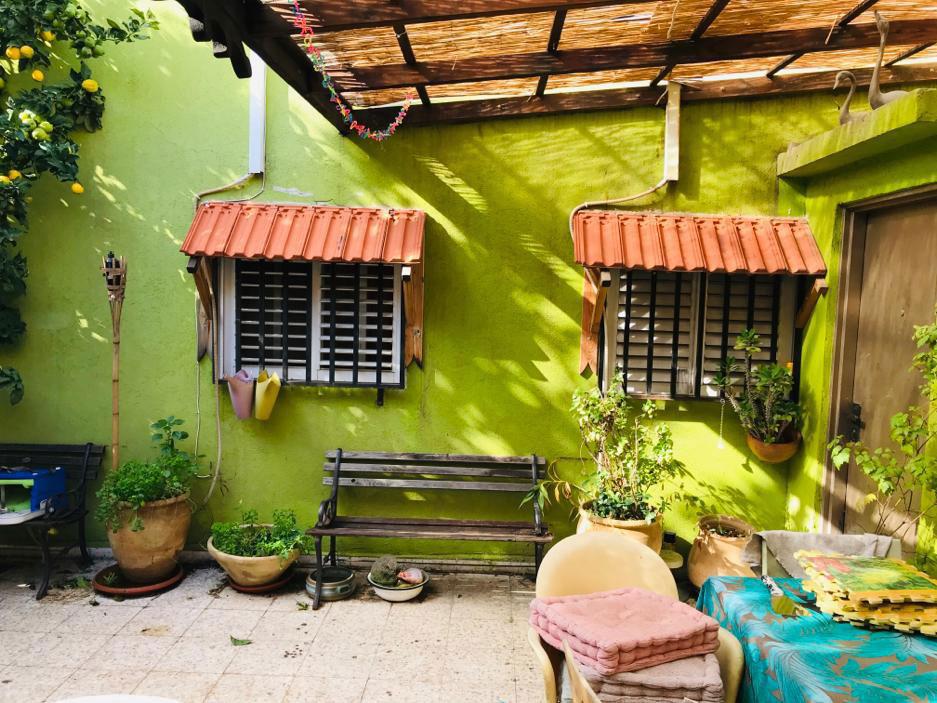 """בית בשכונת עזרא בדרום תל אביב / צילום: יח""""צ"""