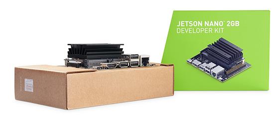 ערכת המפתחים Jetson Nano 2GB / צילום: NVIDIA