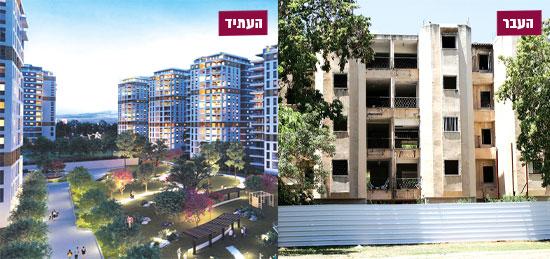 פרויקט בר יהודה, קריית אונו / צילום: dvision