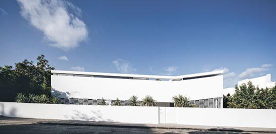 בית בתכנונו של פיצו קדם / צילום: עמית גירון