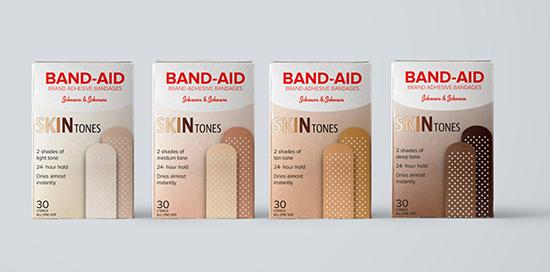 """הפלסתרים החדשים של Band-Aid / צילום: יח""""צ"""