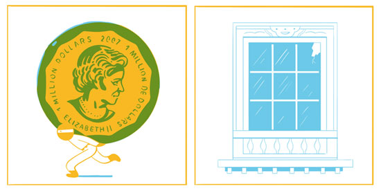 תעלומת מטבע הזהב 2 / איור: עובדיה בנישו