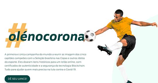 """פלטפורמת האחריות החברתית """"אולה! אין קורונה""""  / צילום: צילום מסך של אתר Ol? No Corona"""