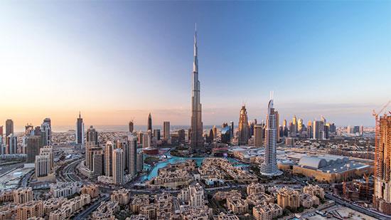 הבורג' חליפה בדובאי. 163 קומות של משרדים, דירות ומלון / צילום: shutterstock, שאטרסטוק