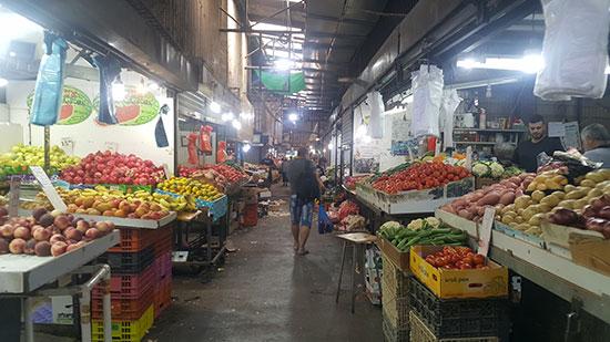 שוק רחובות / צילום: גיא נרדי