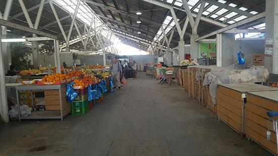 השוק בקריית אתא / צילום: גיא נרדי
