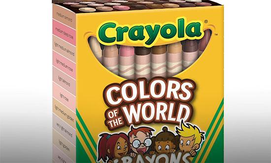 """הסדרה החדשה של חברת הצבעים Crayola / צילום: יח""""צ"""