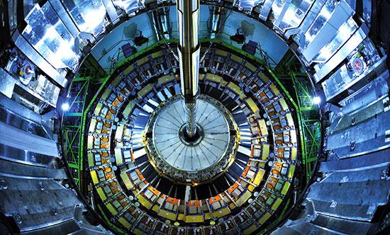 מאיץ החלקיקים ב־CERN / איור: shutterstock, שאטרסטוק