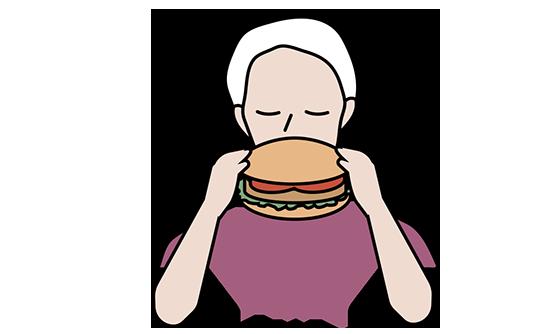 לא לאכול / איור: איל אונגר, גלובס