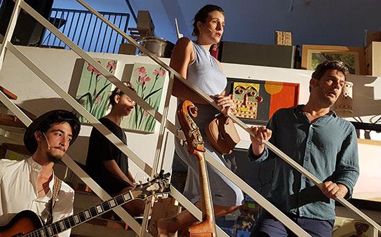 תיאטרון אלעד המפתיע / צילום: אורלי גנוסר