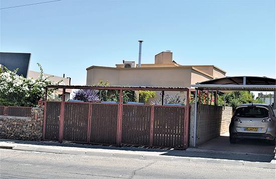 עירית 6, ערד / צילום: בר אל, גלובס