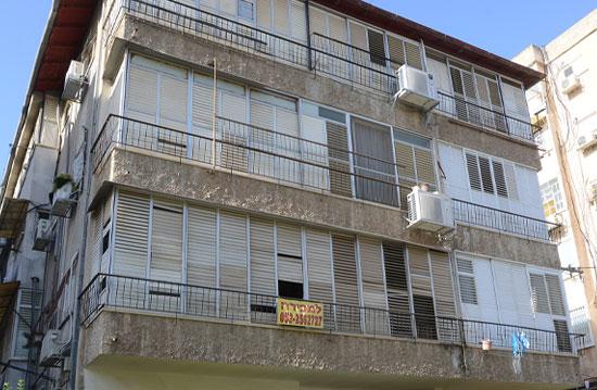רחוב יהודה הלוי 8, פתח תקוה / צילום: איל יצהר, גלובס